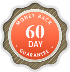 60 day back guarantee